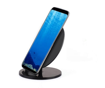 Chargeur Induction Support Bureau Smartphone