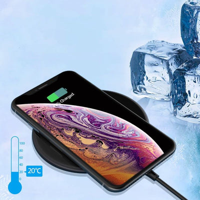 Chargeur Induction Tonnerre iPhone