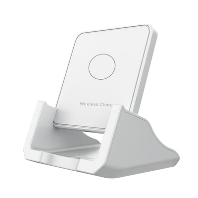 Chargeur Induction Wireless Blanc