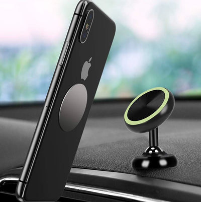 Support Aimant Portable Voiture iPhone