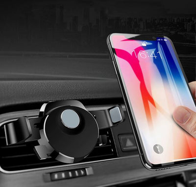 Support Grille Voiture iPhone
