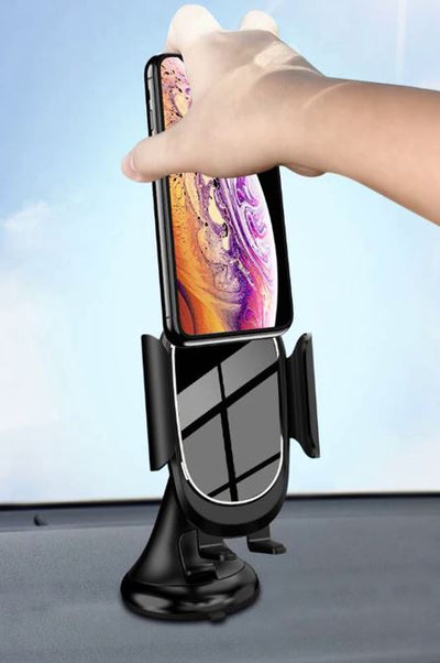 Support Portable Voiture Ventouse iPhone
