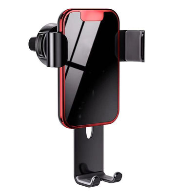 Support Smartphone pour Voiture Rouge