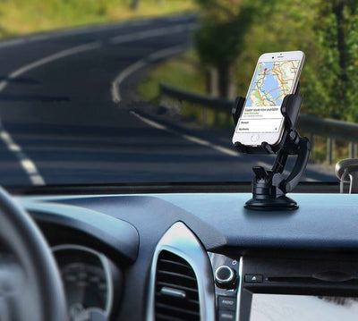 Support Smartphone Ventouse Voiture iPhone
