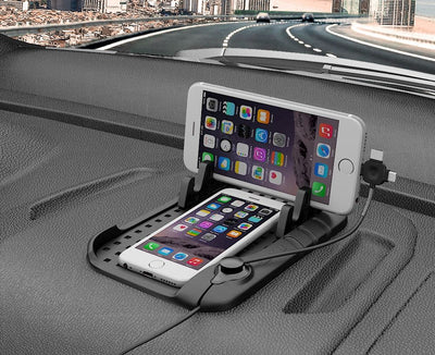 Support Telephone Voiture Antiderapant iPhone