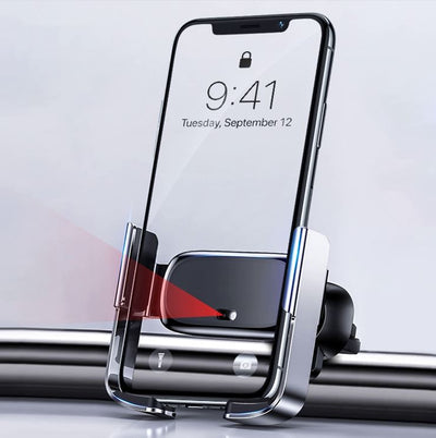 Support Telephone Voiture Infrarouge iPhone