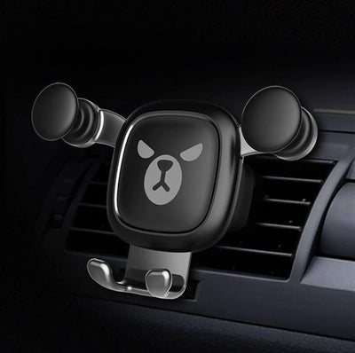 Support Telephone Voiture Ours Apple