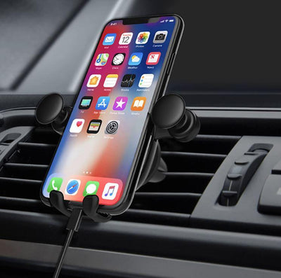 Support Telephone Voiture Ours iPhone