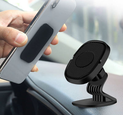Support Telephone Voiture Pied Aimant iPhone
