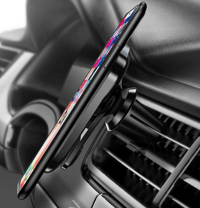 Support Telephone Voiture Vertical Grille