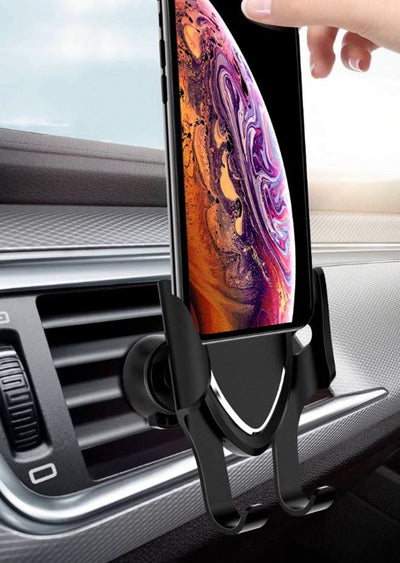 Support Voiture Grille iPhone