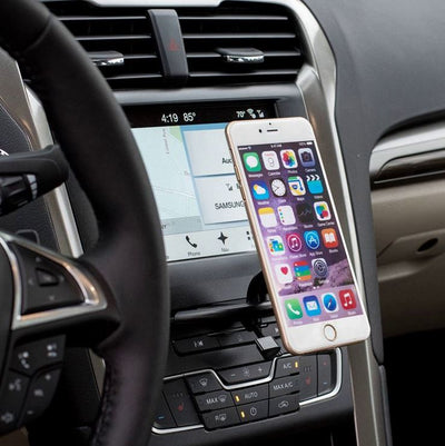 Support Voiture Lecteur CD iPhone