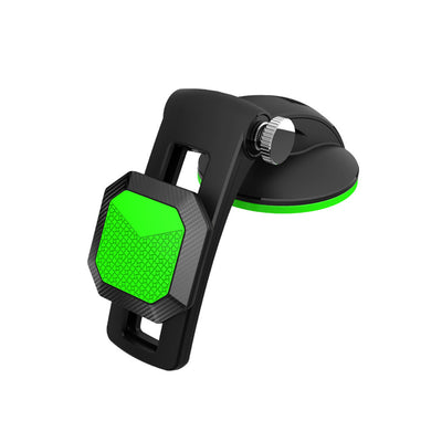 Support Voiture Telephone Magnetique Vert