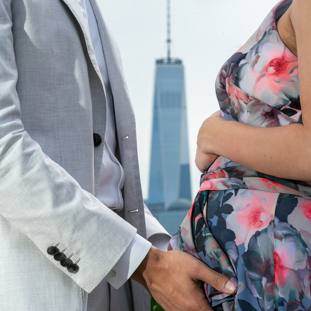 Gender Reveal Baby Shower on the Hudson