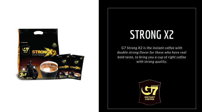 Strong X2 Coffee