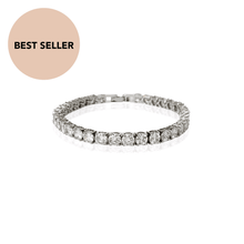 Load image into Gallery viewer, Ainsley Tennis Bracelet - Sisu The Label