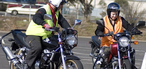 OZ Motorcycle Rider Training - My First Ride