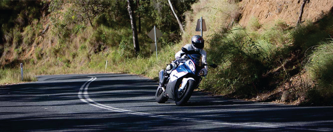 Rider Training - Cornering Confidence