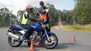 Motorcycle Rider Training - Professional Instructor