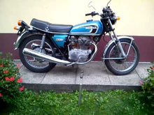 Load image into Gallery viewer, 1974 Honda CB250 Original seat
