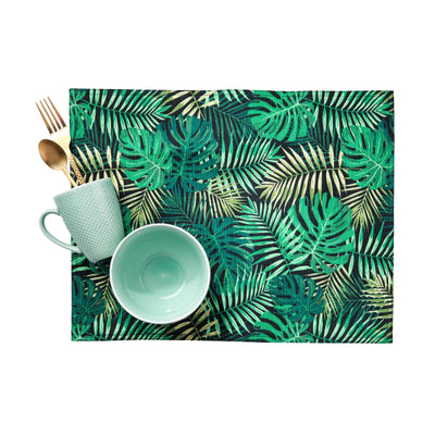 DARK JUNGLE Sets de table 35x45cm - BUTLERS