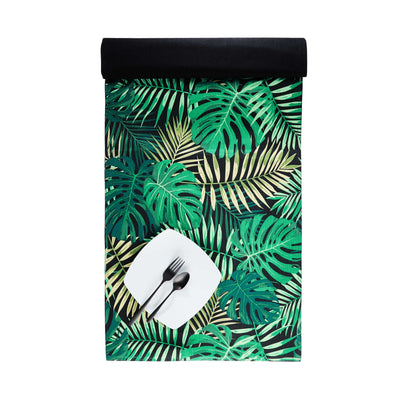 DARK JUNGLE Chemin de table L 160 x L 50cm - BUTLERS
