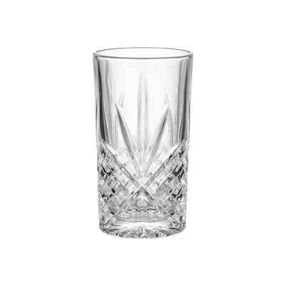 CRYSTAL CLUB 4x verre à long drink 330ml - BUTLERS