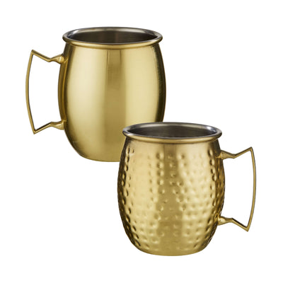 MOSCOW MULE Set de tasses 4 pcs.470ml - BUTLERS