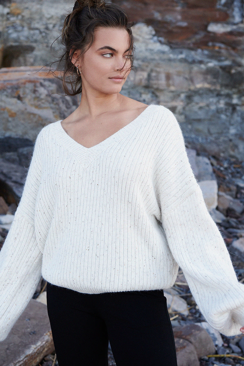 Lola Jumper Cream