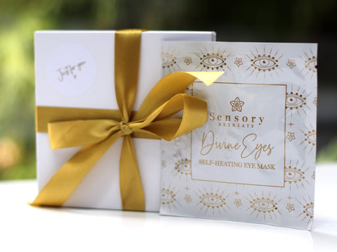 Shared Beauty Secrets - The Divine Eyes Gift Box
