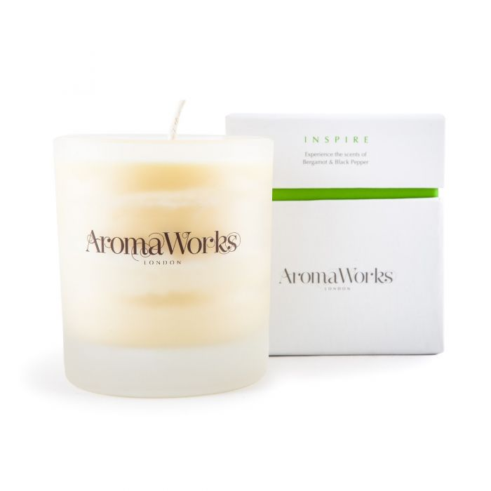 Aromeworks Candle - Inspire