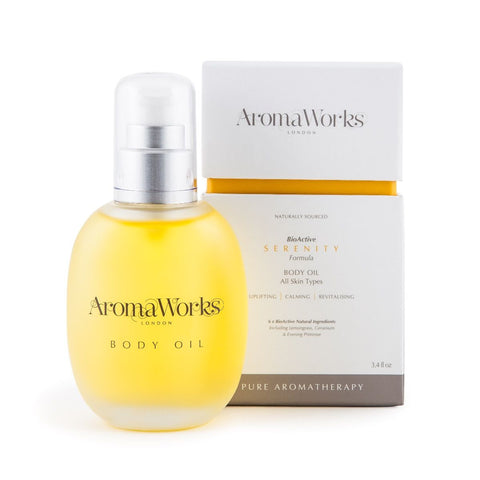 Aromaworks Body Oil - Serenity