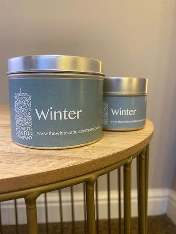 White Candle Company - Winter Candle 200g
