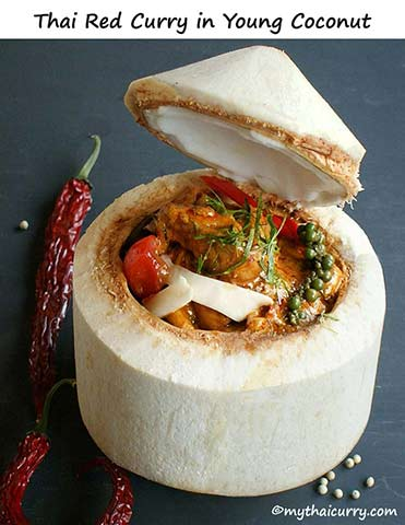 thai-red-curry-in-young-coconut