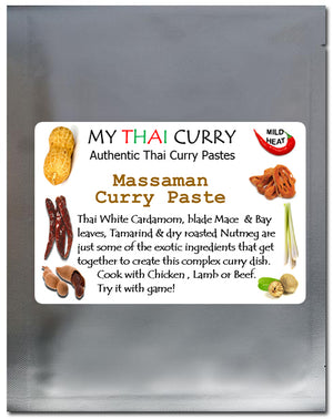 Massaman Curry Paste from mythaicurry.com