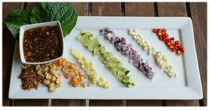 Serving suggestion 2 for Miang Kham Sauce