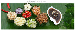 Serving suggestion 1 for Miang Kham Sauce