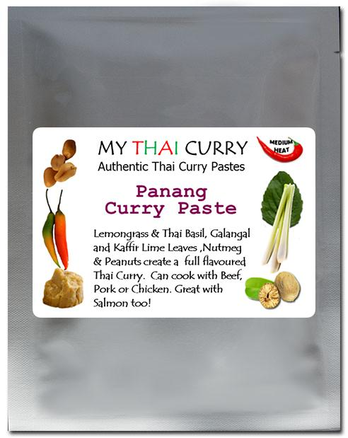 Panang Curry Paste from mythaicurry.com