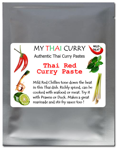 Thai Red Curry Paste from mythaicurry.com