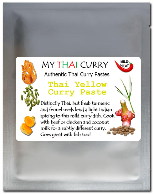 Thai Yellow Curry Paste from mythaicurry.com