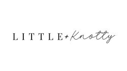 A Canadian baby brand offering baby swaddles, bows, top knot hats and knotted gowns
