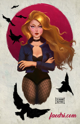 DC: Black Canary