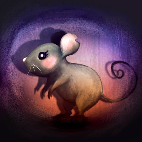 Midnight Mouse