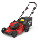 "21"" Self-propelled battery mower"
