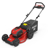 "19"" Push battery lawnmower"