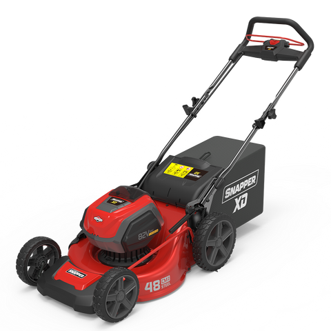 "19"" Self-propelled battery mower"