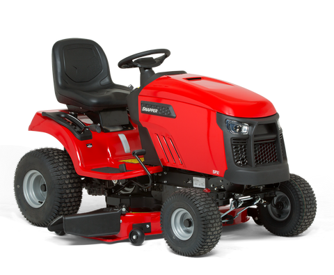 SPX110 ride-on mower