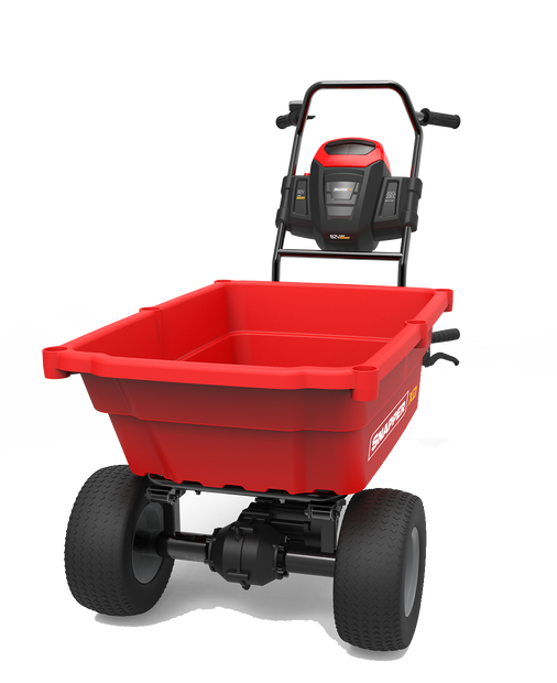 Battery-powered Utility Cart