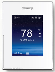 Thermostat TOUCH AND WIFI 4iE-04-OB/CW
