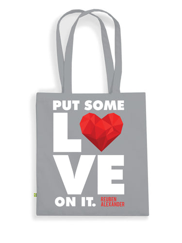 Put Some Love On It (Single) - Reusable Bag
